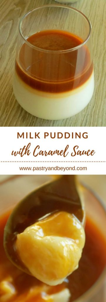 This tempting egg free caramel milk pudding is very rich. Once you make it, you will want to make it over again and again.