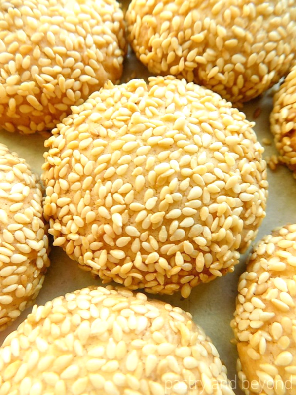 Photo of Sesame Cookies