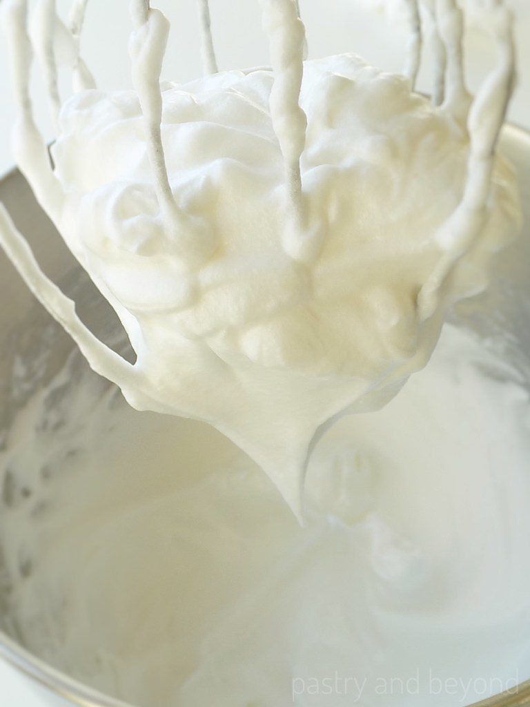 French Meringue